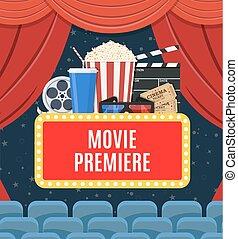 premiere movie, manifesto