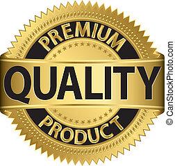 premio, prodotto, qualità, labe, dorato