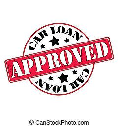 prestito automobile, approvato