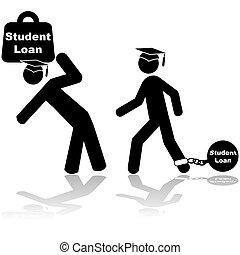 prestito, studente