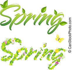 primavera, parole