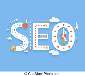 processo, seo, optimization, ricerca, internet