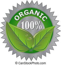 prodotto, organico, etichetta