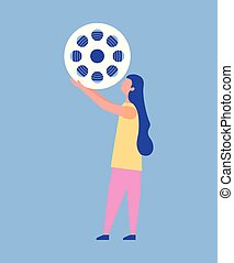 produzione film, persone