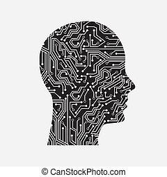 profilo, circuito