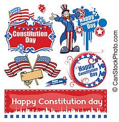 progetta, costituzione, giorno