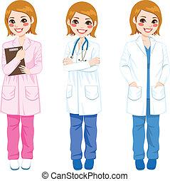 proposta, dottore femmina