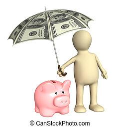 protezione, finanziario