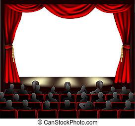 pubblico, cinema