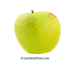 puro, mela verde