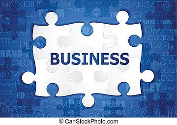 puzzle, affari