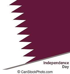 qatar, giorno, indipendenza