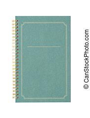 quaderno, spirale