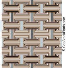 quadrato, seamless, collegamenti