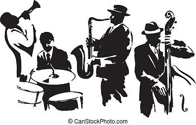 quartetto, jazz