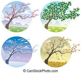 quattro stagioni