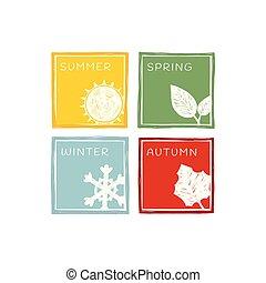 quattro stagioni, year.