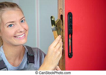 quotazione, fabbro, serratura