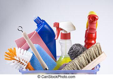 quotidiano, pulizia