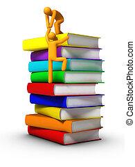 rampicante, libri