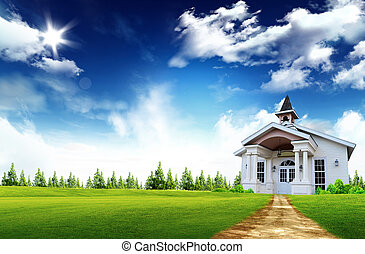 reale, casa legno, dentro, proprietà, -, concettuale, assicurazione casa, proprietà, simbolo, alloggio