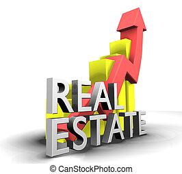 reale, statistica, grafico, parola, proprietà
