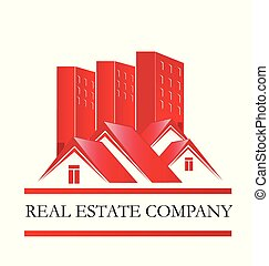 reale, vendite casa, proprietà, icona