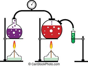 reazione chimica