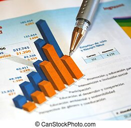 relazione, contabilità