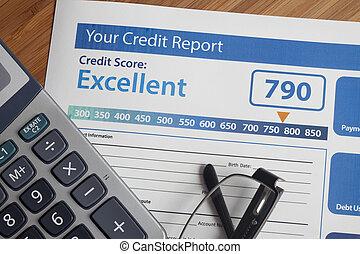 relazione, credito, punteggio