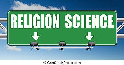 relazione, religione, scienza