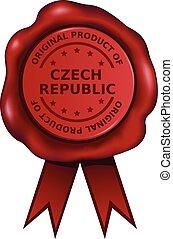 repubblica, prodotto, ceco