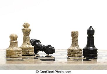 resa, scacchi