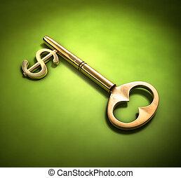 ricchezza, chiave