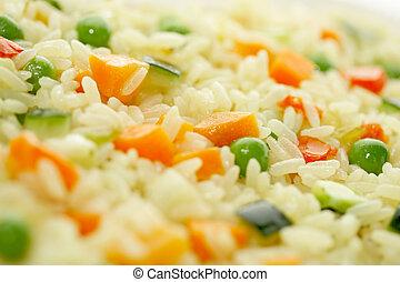 rice&vegetables, 2, -