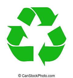 riciclare, vettore