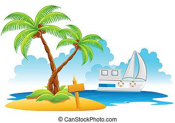 ricorso, spiaggia