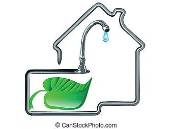 rifornimento idrico