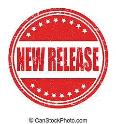 rilascio, nuovo, francobollo