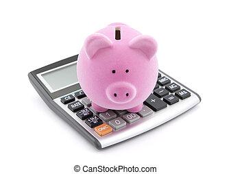 risparmi, calcolatore