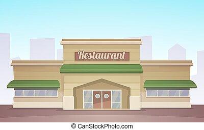 ristorante, costruzione