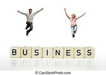 riuscito, businessteam