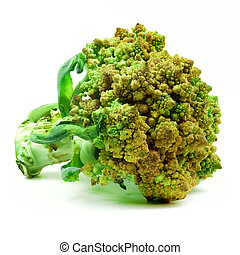 romanesco, fresco, broccolo