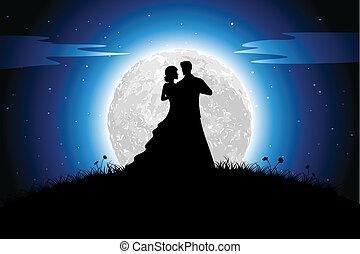 romanza, notte
