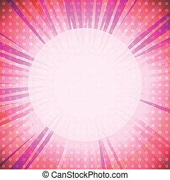 rosa, luce, fondo