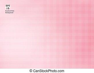 rosa, pendenza, luce, sfondo colore, linea