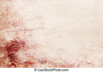 rosa, scrapbooking, spazio, testo, immagine, -, sfondo beige, textured, o, rosso