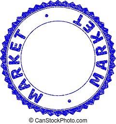 rosetta, textured, sigillo, francobollo, mercato, rotondo, grunge
