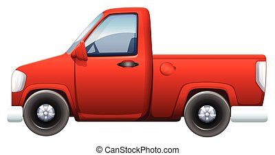 rosso, pickup