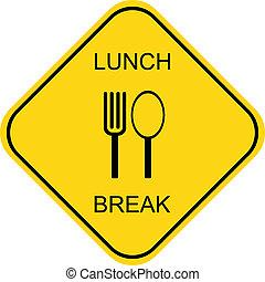 rottura, pranzo